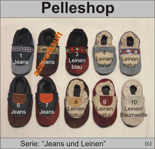 """Serie """"Jeans und Leinen"""""""
